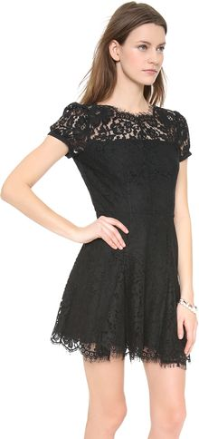 Juicy Couture Lace Dress - Lyst
