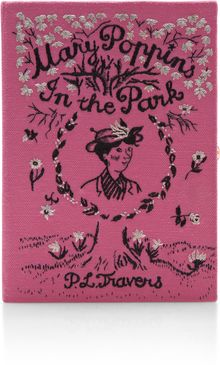 Olympia Le-Tan Mary Poppins in The Park Book Clutch - Lyst
