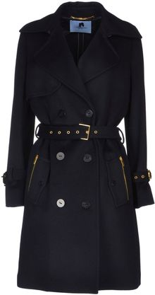 Blumarine Full Length Jacket - Lyst