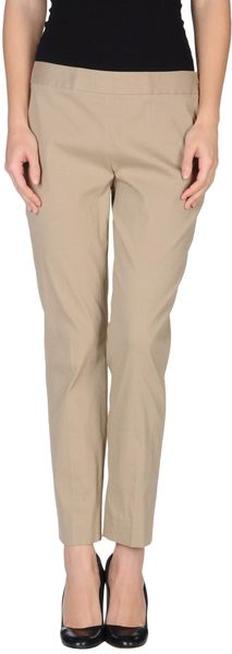 DKNY Formal Trouser - Lyst
