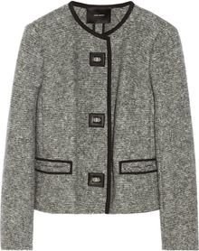Isabel Marant Kios Wool Blend Jacket - Lyst