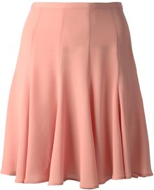 Cacharel Pleated Skirt - Lyst