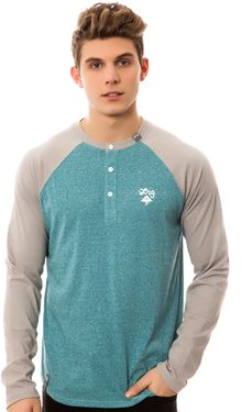 LRG The Lrg No Pressure Henley - Lyst