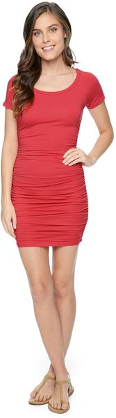 Splendid Bodycon Dress - Lyst