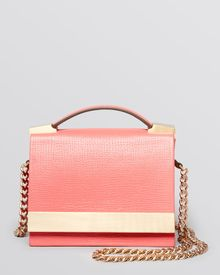 B Brian Atwood Crossbody Ava Top Handle - Lyst