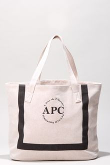 A.P.C. Sac Plage Small Beach Bag - Lyst