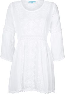 Melissa Odabash Noemi Tunic Dress - Lyst