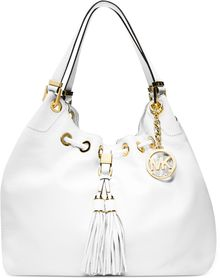 Michael Kors Michael Middleton Large Drawstring Shoulder Tote - Lyst