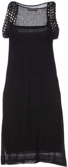 Alysi Short Dress - Lyst