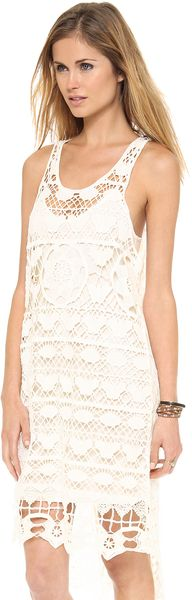 Free People Mystical Chemical Lace Dress - Lyst