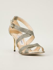 Jimmy Choo Louise Sandals - Lyst