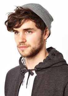 Asos Tiny Beanie Hat 2 Pack Save 17 - Lyst