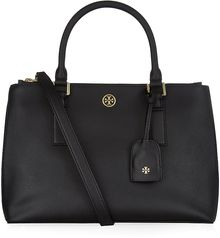 Tory Burch Robinson Mini Double Zip Tote - Lyst