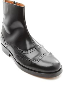 B Store Richard Black Boots - Lyst