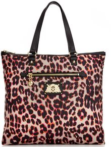 Juicy Couture Malibu Nylon Tote - Lyst