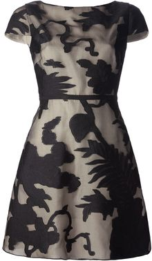 Blumarine Floral Dress - Lyst