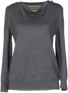 Paul Smith Short Sleeve Sweater - Lyst
