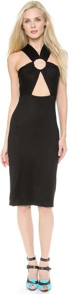 Cushnie Et Ochs Sleeveless Dress - Lyst