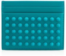 Christian Louboutin Kios Spikes Card Holder - Lyst