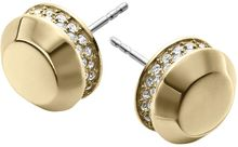 Michael Kors Pave Astor Earrings - Lyst