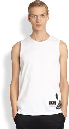 Adidas Originals X Opening Ceremony Taekwondo Tank Top - Lyst