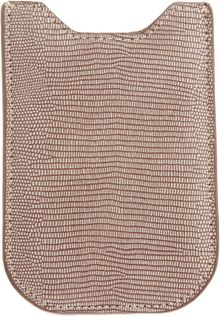 Barneys New York Lizard Embossed Iphone Case - Lyst