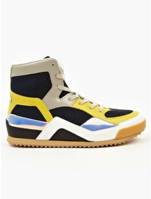 Maison Martin Margiela 22 Mens Technical Fabric Hightop Sneakers - Lyst