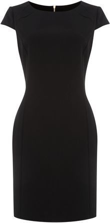 Therapy Tailored Work Wear Dress - Lyst