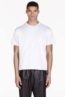 Valentino White Single Stud T_shirt - Lyst