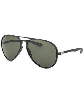 2f4393d383a Ray Ban Rb4180 Liteforce Aviator Sunglasses Matte Black « Heritage Malta
