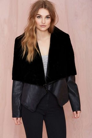 Faux Much Fun: Faux Fur Coats-image-1