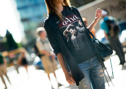 Tuesday Trend: 22 Ways to Dress Like You're With the Band