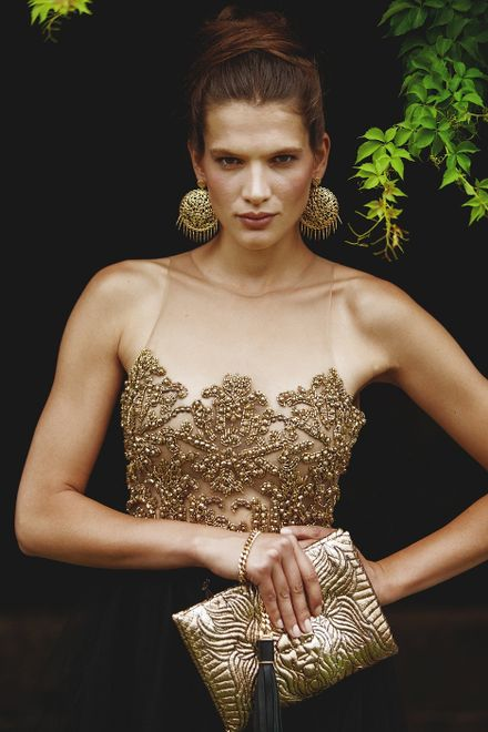 Go for Gold!  Must Have Fall Womenswear