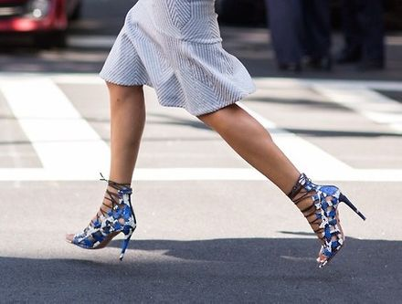 22 Street Style-Approved Pairs from Aquazzura