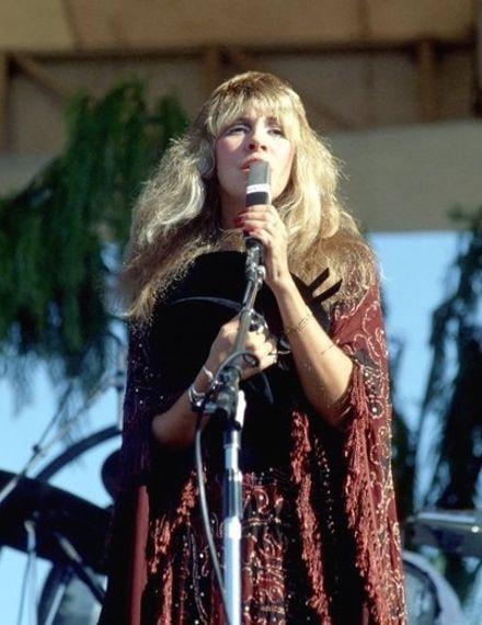 TBT: Stevie Nicks' Kimono