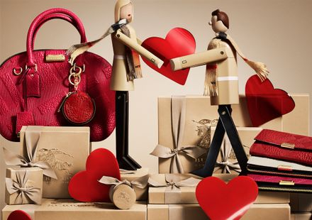 Valentine's Gifts for Her from Burberry