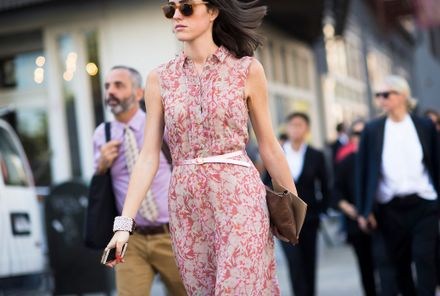 Just Dropped: 20 Printed, Spring Dresses You'll Wear All Season Long