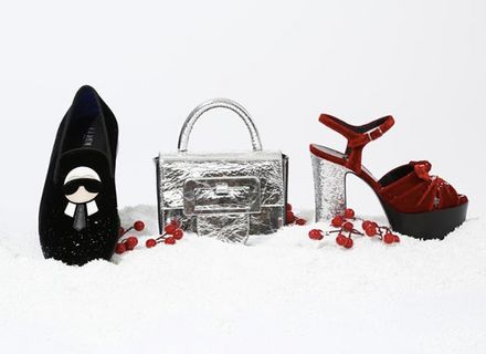 Get in the Holiday Spirit with LUISA VIA ROMA