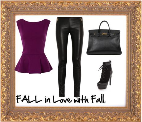 Fall in Love With Fall.