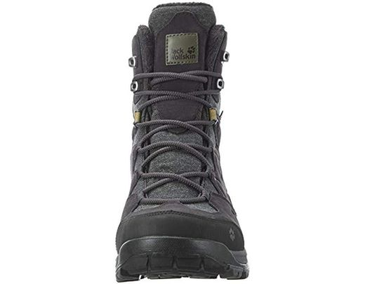 55069b24f3 Jack Wolfskin Thunder Bay Texapore High M Fashion Boot in Black for Men -  Save 6% - Lyst