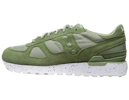 48492980 Saucony Originals Shadow Original Ripstop Fashion Sneaker in Green for Men  - Save 18% - Lyst
