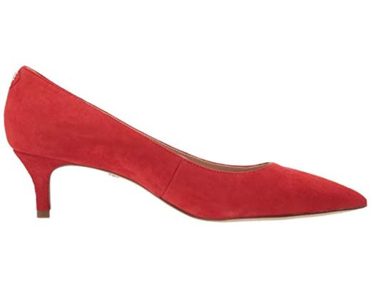 4580535f0d6 Women's Dori Pump, Lipstick Red, 8 Medium Us
