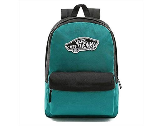design senza tempo 0600b 8ccfb Vans Realm Backpack in Green - Lyst