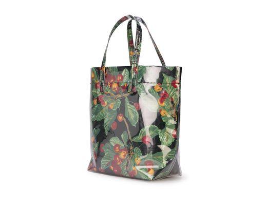 3ed3341aa2 Marc Jacobs Tropical Print Tote Bag - Lyst