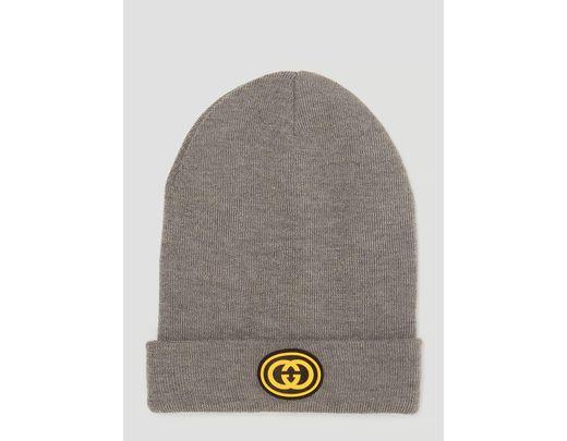 8d027460 Gucci Sf Giants Hat In Grey in Gray - Lyst