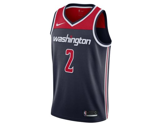 various colors 3e6b0 d162c Lyst - Nike John Wall Statement Edition Swingman (washington ...