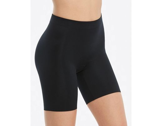 1e9fd2d6f5ab8 Spanx Suit Your Fancy High - Waist Butt - Enhancer Shorts in Black - Lyst