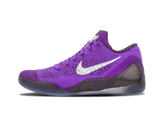 525891092d83 Nike Kobe 9 Elite Low  moonwalk  in Purple for Men - Save 15% - Lyst