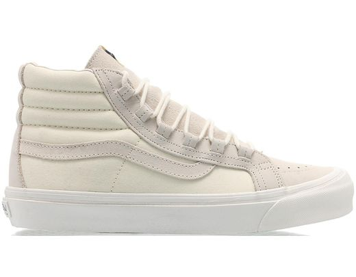6e6a659b7 Lyst - Vans Sk8-hi Taka Hayashi Marshmallow in White for Men