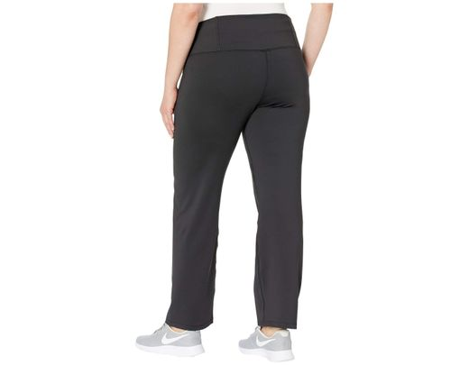 c614e461b8aef Nike Power Classic Gym Pants (sizes 1x-3x) (black/black) Women's Casual  Pants in Black - Lyst